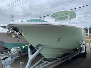 New Tidewater 252 LXF Center Console Fishing Boat For Sale