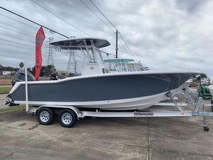 New Tidewater 232 CC Adventure Center Console Fishing Boat For Sale