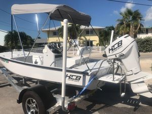 Used Boston Whaler 13 Center Console Fishing Boat For Sale