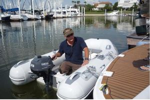 New Achilles Hb-240lx Tender Boat For Sale