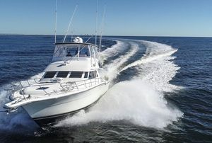 Used Tiara 43 Convertible Sports Fishing Boat For Sale