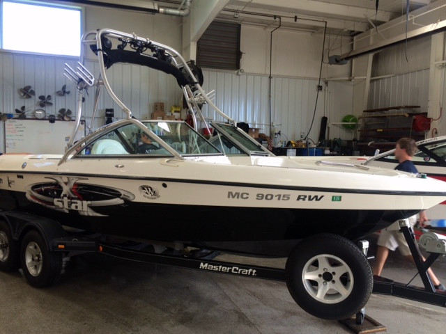 Used Mastercraft X Series X-Star Ski and Wakeboard Boat For Sale
