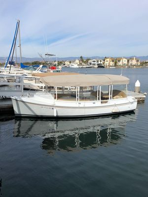 Used Duffy 22 Cuddy With Head Cruiser Boat For Sale