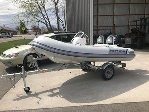 New Highfield 380 DL Tender Boat For Sale