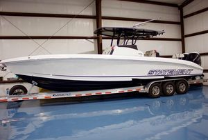 Used Statement 350 SUV Open High Performance Boat For Sale