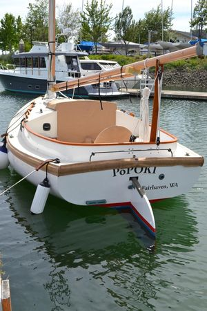 Used Marshall 22 Cruiser Sailboat For Sale