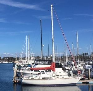 Used C&c Landfall Cruiser Sailboat For Sale