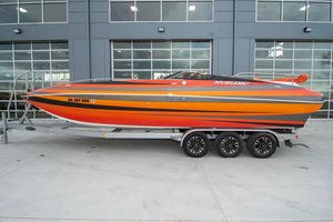 Used Nordic Boats 26 Deck Boat High Performance Boat For Sale