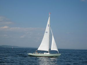 Used Bluenose Daysailer Sailboat For Sale