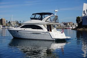 Used Meridian 411 Sedan Flybridge Boat For Sale