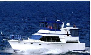 Used Marine Trader Tradewinds Cockpit Motor Yacht Motor Yacht For Sale