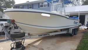 Used Dusky Marine 256 Center Console Fishing Boat For Sale