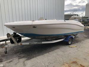 Used Hurricane 187 OB Sundeck Deck Boat For Sale