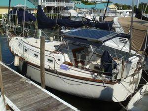 Used Island Packet 31 Sloop Cruiser Sailboat For Sale