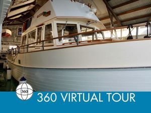 Used Grand Banks 42 Classic Tri-cabin Trawler Boat For Sale
