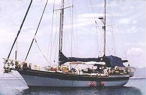 Used Wellington Flush Deck - Ketch Center Cockpit Sailboat For Sale