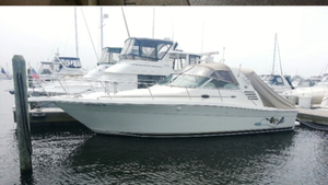 Used Sea Ray 340 Amberjak340 Amberjak Cruiser Boat For Sale