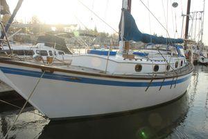 Used Custom Alsea Bay 34 Cutter Sailboat For Sale