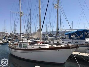 Used Philip Rhodes Vagabondia 38 Ketch Sailboat For Sale
