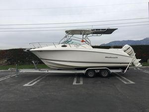 Used Wellcraft 252 Coastal252 Coastal Saltwater Fishing Boat For Sale