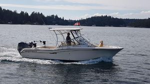 Used Grady-White Freedom 255 Freshwater Fishing Boat For Sale