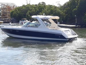 Used Formula 330 SS Sport Express Cruiser Boat For Sale