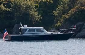 Used C.w. Hood 43 Express Cruiser Boat For Sale