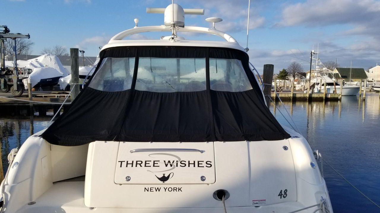 2008 Used Sea Ray 480 Sundancer Cruiser Boat For Sale 369 900