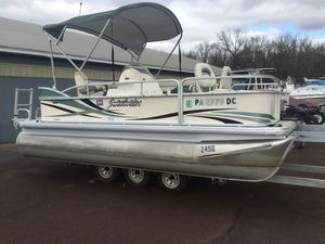 Used Sweetwater 1780 F1780 F Pontoon Boat For Sale