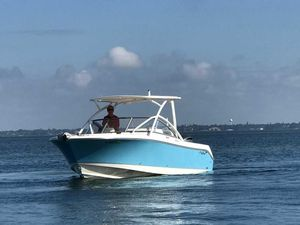 Used Edgewater 245cx Center Console Fishing Boat For Sale