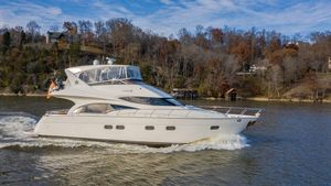Used Marquis 59 Motor Yacht For Sale