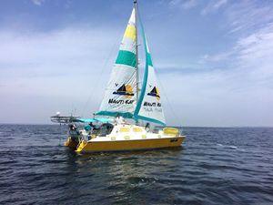 Used Kelsall 38 Catamaran Sailboat For Sale