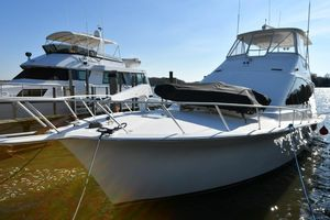 Used Ocean 52 Super Sport Convertible Fishing Boat For Sale