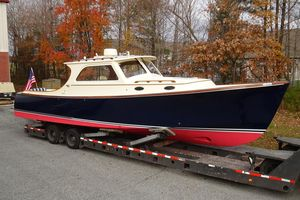 Used Hinckley Picnic Boat EP High Performance Boat For Sale