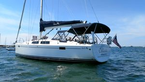 Used Hanse 385 Racer and Cruiser Sailboat For Sale