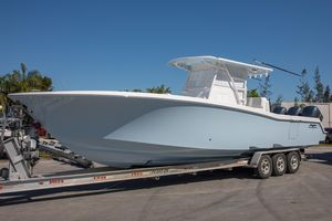 New Invincible 36 CC Center Console Fishing Boat For Sale
