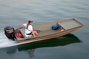 New Lowe Roughneck 1655 Big RiverRoughneck 1655 Big River Jon Boat For Sale