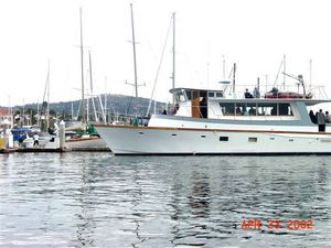 Used Mason Bragg Custom Yacht Motor Yacht For Sale
