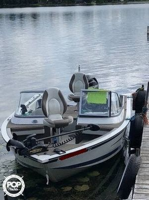 Used Mirrocraft 1766 Dual Impact Bass Boat For Sale