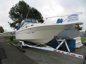 Used Sea Ray 270 Sundancer Convertible Fishing Boat For Sale