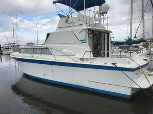 Used Uniflite 36 Sedan Antique and Classic Boat For Sale