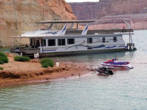Used Sharpe SAN JUAN Sunrise Trip 38 9/21-9/28 House Boat For Sale