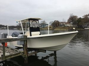 Used Parker Marine 23 SE Center Console Fishing Boat For Sale