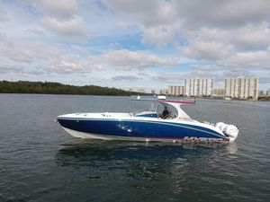 Used Mystic M4200 High Performance Boat For Sale