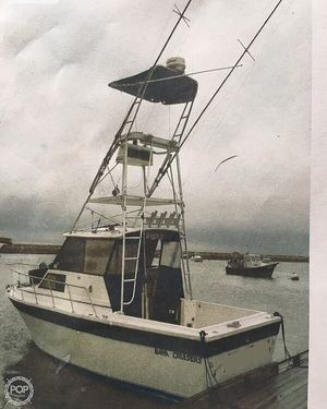Used Baha Cruisers 260 Sportfish Sports Fishing Boat For Sale