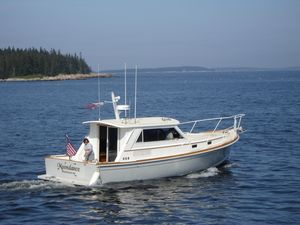 Used Atlantic Duffy BHM Downeast Yacht Motor Yacht For Sale