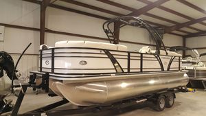 New Veranda VP22RCTVP22RCT Pontoon Boat For Sale