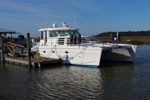 Used Manta 44 Powercat Power Catamaran Boat For Sale