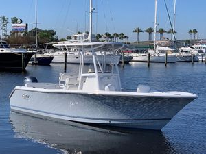 Used Sea Hunt 225 Ultra Sports Fishing Boat For Sale