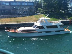 Used Pacemaker Cockpit Motoryacht Motor Yacht For Sale